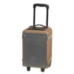 Denver Electronics TSP-150 15 W Trolley Public Address (PA) system Grey