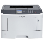 New Lexmark MS415DN Mono Laser Printer A4 Duplex Standard