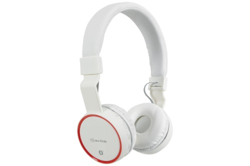 AV Link 100.551UK headphones/headset Head-band White
