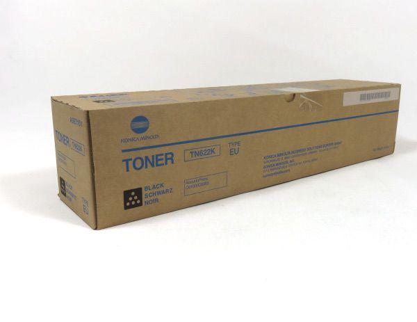 Konica Minolta A5E7151 (TN-622 BK) Toner black, 88K pages