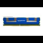Hypertec A Dell equivalent 4 GB Dual rank ; registered ECC DDR3 SDRAM - DIMM 240-pin 1333 MHz ( PC3-10600 ) f