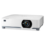 NEC NP-PE455UL film projector 4500 ANSI lumens 1920 x 1200 pixels White