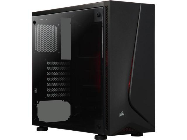 Corsair Carbide SPEC-05 Midi-Tower Black computer case