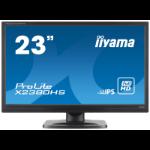 "iiyama ProLite X2380HS 23"" Black Full HD X2380HS-B1"