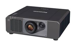 Panasonic PT-RZ660BEJ data projector 6200 ANSI lumens DLP WUXGA (1920x1200) Desktop projector Black