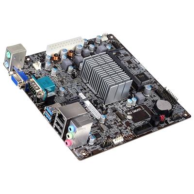 ECS Elitegroup BSWI-D2-J3060 Intel Embedded Braswell J3060 DDR3 Mini ITX VGA./HDMI USB 3.0 Motherboa
