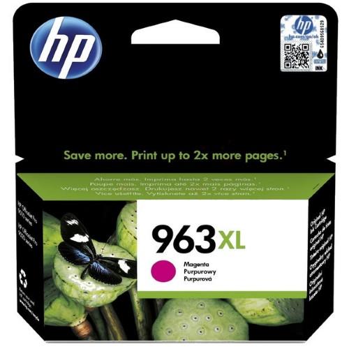 HP 3JA28AE (963XL) Ink cartridge magenta, 1.6K pages