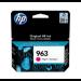 HP 963 Original Magenta 1 pieza(s)