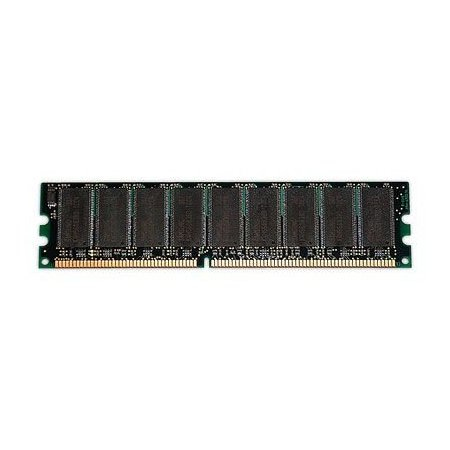 HP 4GB Registered PC2-3200 2x2GB Dual Rank DDR2 Memory Kit memory module 400 MHz ECC