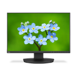 "NEC MultiSync EA231WU-BK-SV LED display 22.5"" 1920 x 1200 pixels WUXGA Flat Black"
