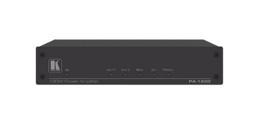 Kramer Electronics PA-120Z audio amplifier Black