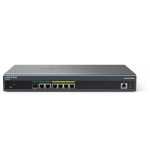Lancom Systems 1900EF wired router Gigabit Ethernet Black