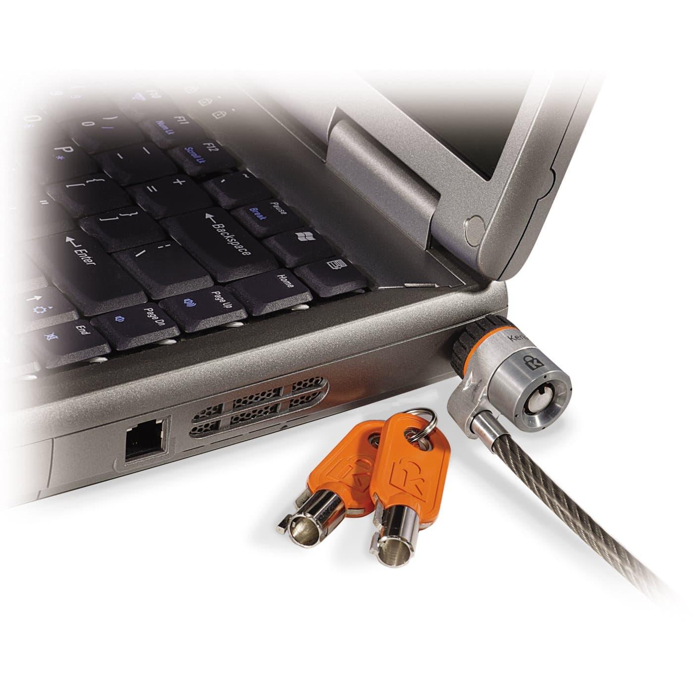 Kensington Cable de seguridad MicroSaver® con llave para ordenadores portátiles