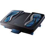 Fellowes 8068001 foot rest Blue,Charcoal,Grey