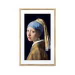 "Meural Canvas II digital photo frame Wood 68.6 cm (27"") Wi-Fi"