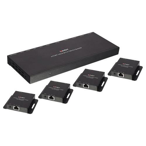 Lindy 38155 KVM extender Transmitter & Receiver