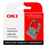 OKI 09002316 Nylon black, 5000K characters
