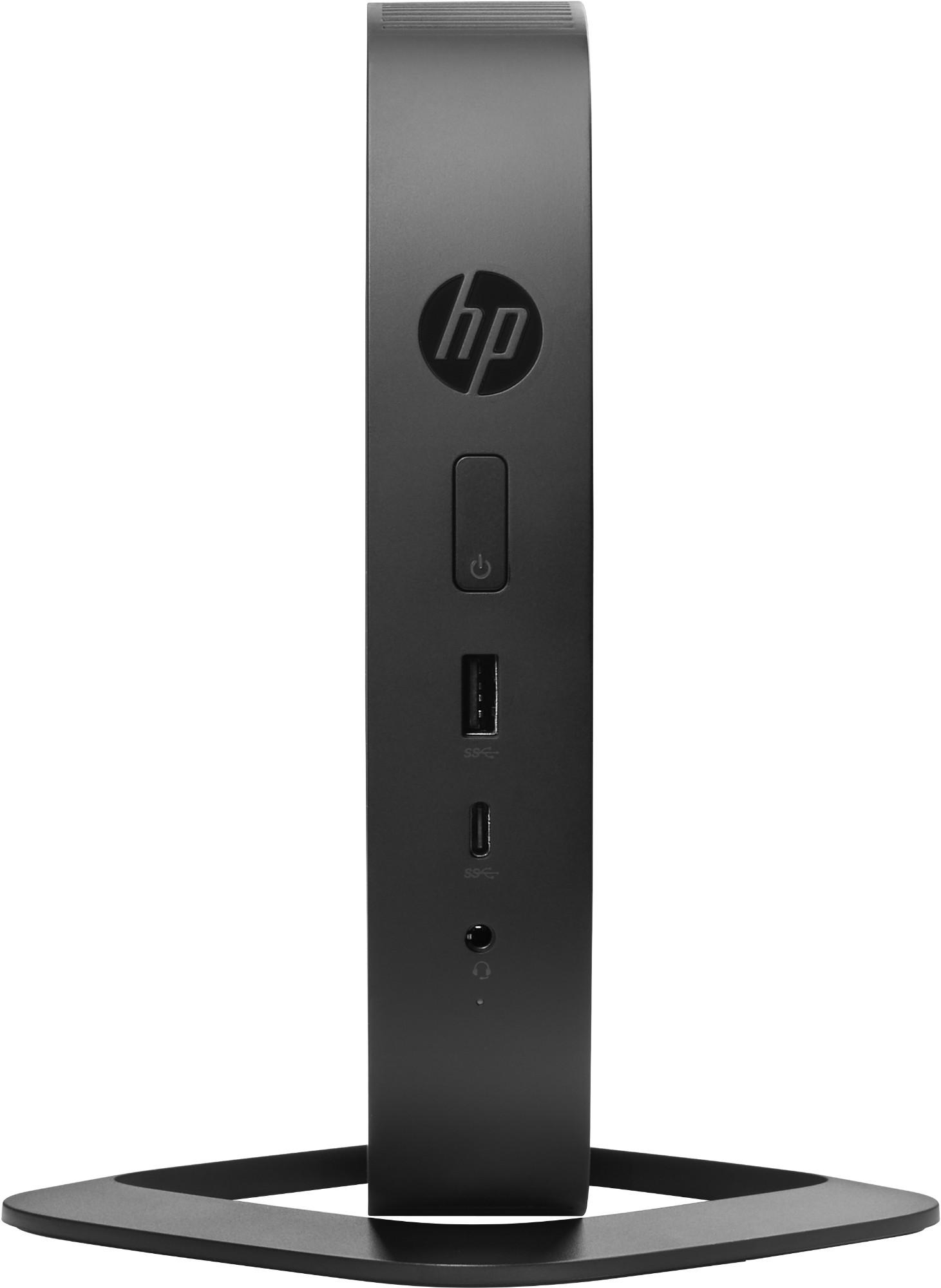 HP t530 1.5 GHz GX-215JJ Black Windows 10 IoT Enterprise 960 g