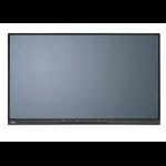 "Fujitsu E24-9 TOUCH UK 23.8"" Full HD LED Flat Black computer monitor"