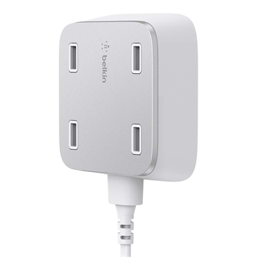Belkin RockStar Indoor White mobile device charger