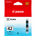 Canon 6388B001 (CLI-42 PC) Ink cartridge bright cyan, 13ml