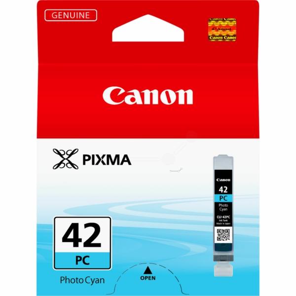 Canon 6388B001 (CLI-42 PC) Ink cartridge bright cyan, 13ml