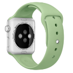 Apple MM9A2ZM/A Band Green Fluoroelastomer
