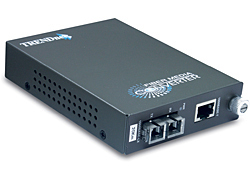 Trendnet TFC-1000S20 network media converter