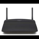 Linksys EA6100 Dual-band (2.4 GHz / 5 GHz) Fast Ethernet Black