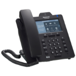 Panasonic KX-HDV430 Wired handset 16lines TFT Black IP phone