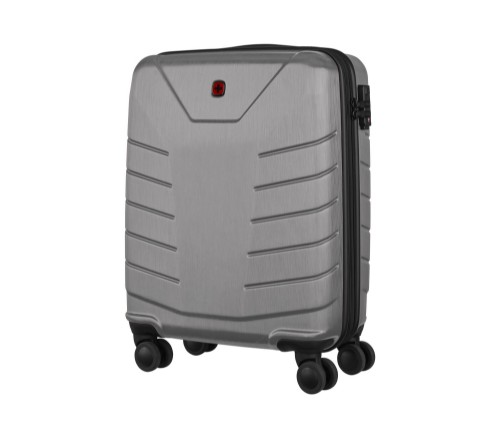 Wenger/SwissGear Pegasus Carry-On Trolley Gray Polycarbonate 39 L