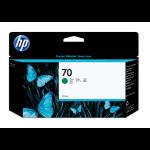 HP C9457A (70) Ink cartridge green, 130ml