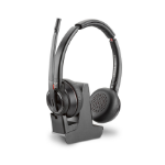 Plantronics Savi W8220 Headset Head-band Black
