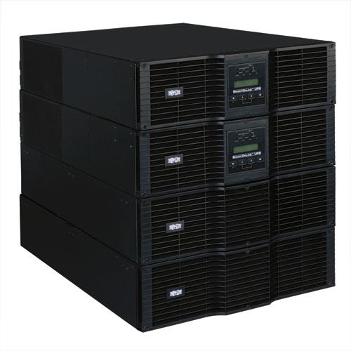 Tripp Lite SmartOnline 200-240V 20kVA 18kW On-Line Double-Conversion UPS, N+1, Extended Run, SNMP, Webcard, 12U Rack/Tower, USB, DB9 Serial, C19