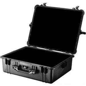 Peli 1610-000-110E camera case Hard case Black