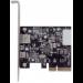 Manhattan 151757 Internal USB 3.1 interface cards/adapter