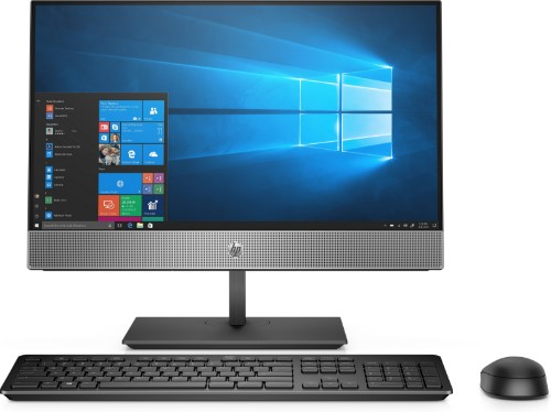 "HP ProOne 600 G5 54.6 cm (21.5"") 1920 x 1080 pixels 9th gen Intel® Core™ i5 8 GB DDR4-SDRAM 1000 GB HDD Wi-Fi 5 (802.11ac) Gray All-in-One PC Windows 10 Pro"