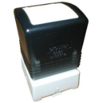 Brother PR-3030B seal 30 x 30 mm Black