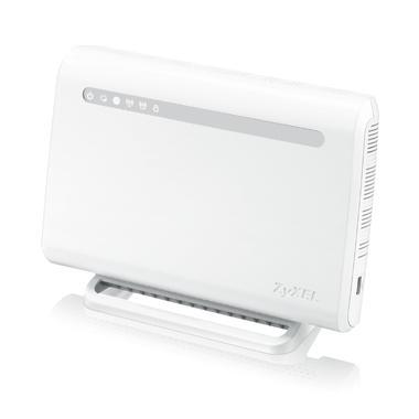 ZyXEL NBG6815-EU0101F Dual-band (2.4 GHz / 5 GHz) Gigabit Ethernet White