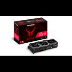 PowerColor Red Devil AXRX 5700 XT 8GBD6-3DHE/OC Radeon RX 5700 XT 8 GB GDDR6