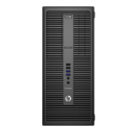 HP EliteDesk 800 G2 6th gen Intel® Core™ i7 i7-6700 4 GB DDR4-SDRAM 500 GB HDD Micro Tower Black PC Windows 10 Pro