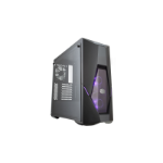 Cooler Master MasterBox K500 Midi-Tower Black computer case
