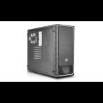 Cooler Master MasterBox E500L Midi-Tower Black, Silver computer case