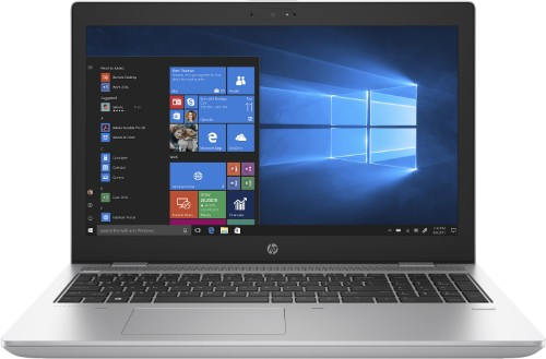 HP ProBook 650 G4 Notebook Silver 39.6 cm (15.6