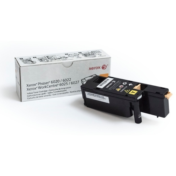 Xerox 106R02758 Toner yellow, 1000 pages