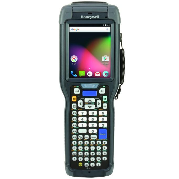 "Honeywell CK75 ordenador móvil industrial 8,89 cm (3.5"") 480 x 640 Pixeles Pantalla táctil 584 g Negro, Gris"