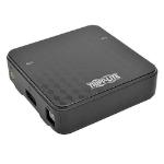 Tripp Lite B004-DP2UA2-K 2-Port DisplayPort KVM Switch 4K 60 Hz with Audio, Cables and USB Peripheral Sharing