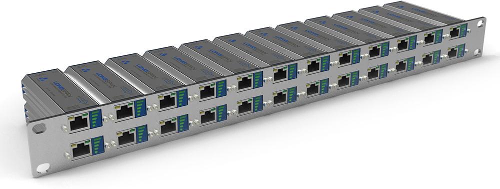 Veracity Vls-1nl Longspan Lite Extended Ethernet Device