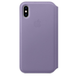 """Apple MVF92ZM/A?ES funda para teléfono móvil 14,7 cm (5.8"""") Folio Lila"""