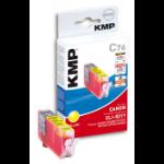 KMP C76 yellow 1 pc(s)